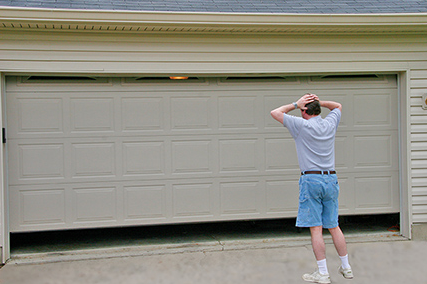What To Do If Your Automated Garage Door Won T Open Garage Door Rescue