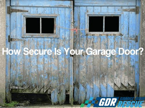 Garage Door Security Swindon Wiltshire