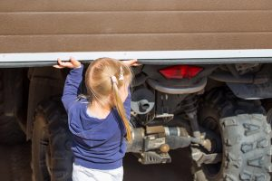 Garage Door Rescue Child Safety