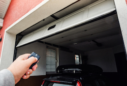 Smart Garage Door Information.