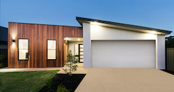 Smart garage doors.