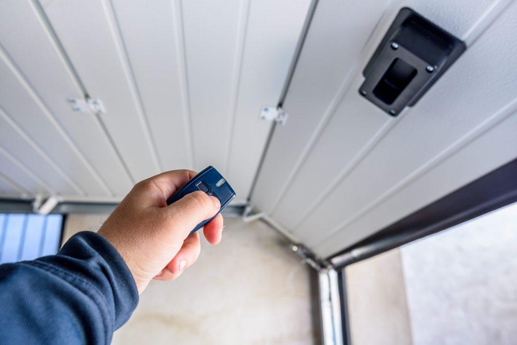 Key Fob - Roller Garage Door